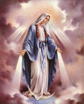 мать мария